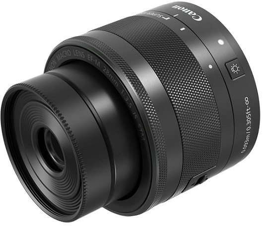 Объектив Canon EF-M STM