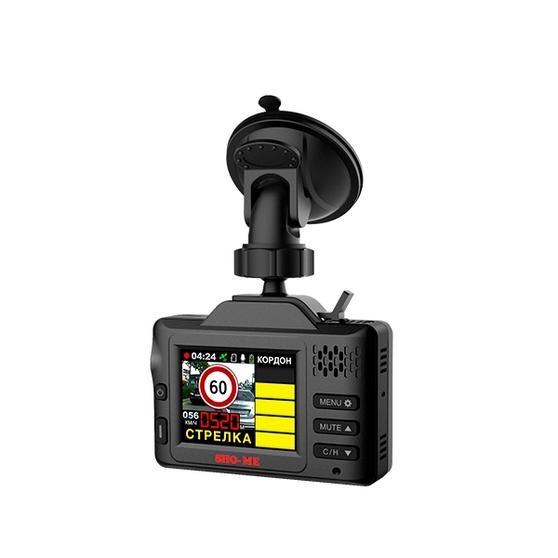 Комбо-устройство (регистратор+детектор) Sho-Me Drive