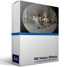 RE:Vision Effects, Inc. RE:Lens v1 (лицензия Render), Floating Render-only, RLNS1FR