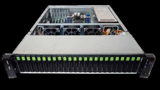 Rack-сервер Рикор RP5224-РВ25-800HS