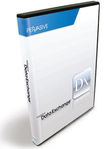 Pervasive Software DataExchange 5 x (версия Data Synchronization), Лицензия для Pervasive PSQL v11 Workgroup