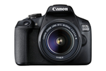 Фотоаппарат Canon EOS 2000D