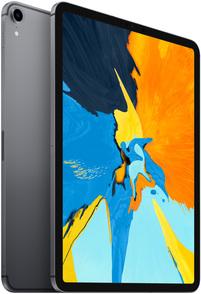Планшет Apple iPad Pro (2018) 64GB Wi-Fi + Cellular Space Gray