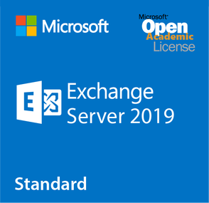 Microsoft Exchange Server Standard (для академических организаций: Лицензия + Software Assurance, LicSAPk), Single OLV NL 1Y AqY1 Additional Product, 312-04457