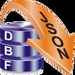 WhiteTown DBF to JSON Converter.