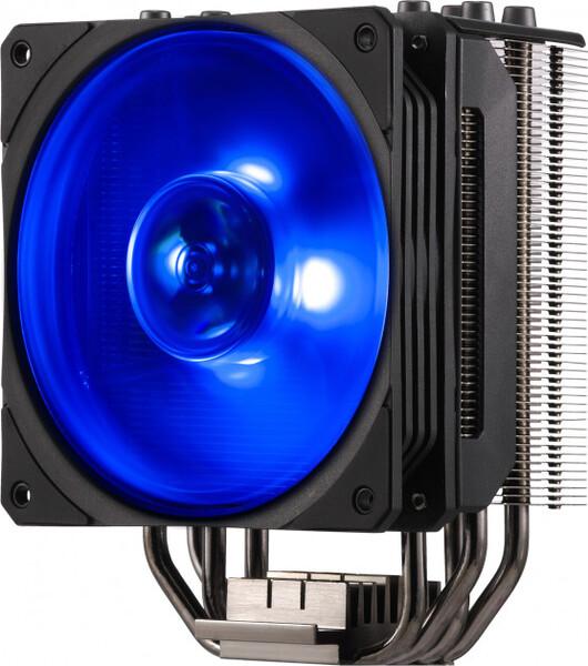 Кулер Процессорный Cooler Master CPU cooler Hyper 212 RGB Black Edition