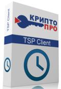 Крипто-Про КриптоПро TSP Client (сертификат на годовую техническую поддержку), версии 1.5 на сервере