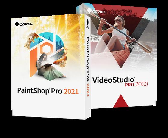 Corel Photo Video Suite 2021