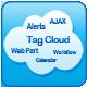 Virto Tag Cloud Web Part