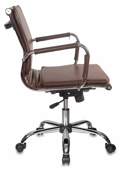 Кресло руководителя Бюрократ CH-993-LOW
