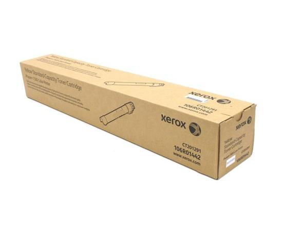 Phaser 7500, желтый тонер-картридж стандартной емкости
