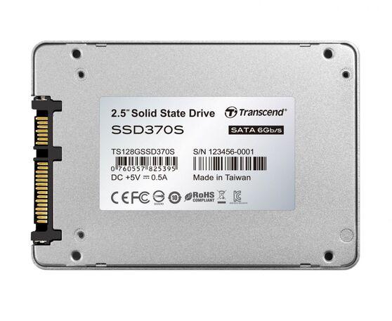 Внутренний SSD TRANSCEND 2.5'' SSD SSD370S 128GB