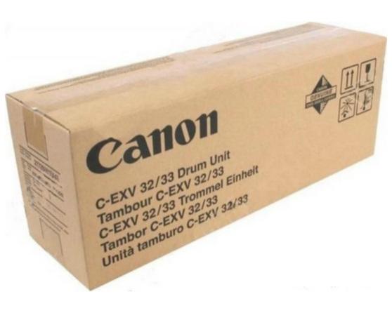 Фотобарабан черный Canon C-EXV32/33, 2772B003BA  000