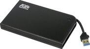 HDD external case AgeStar 2.5'' 3UB2A14