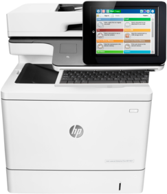 МФУ HP Inc. LaserJet Enterprise M577c
