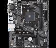 Материнская плата Gigabyte AM4 AMD A320 GA-A320M-S2H