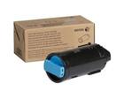VersaLink C600, голубой тонер-картридж экстра повышенной емкости