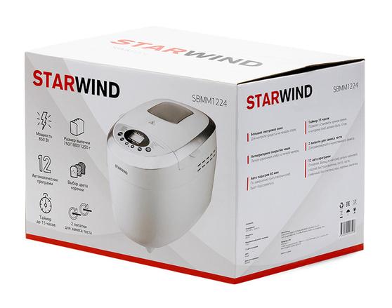 Хлебопечи STARWIND SBMM1224