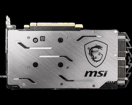 Видеокарта MSI GeForce RTX 2060 6 ΓБ Retail