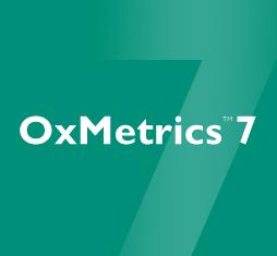 Timberlake OxMetrics