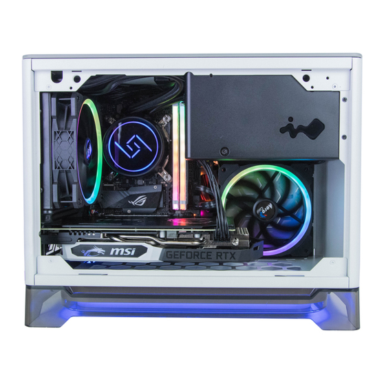 ПК SLComputers  Gamer A1 Plus, SL Gamer A1 white
