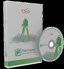 CSoft PlanTracer Межевой план 7