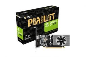 Видеокарта Palit GeForce GT 1030 2 ΓБ Retail