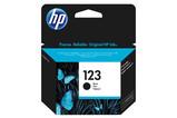 Картридж черный HP Inc. 123, F6V17AE фото