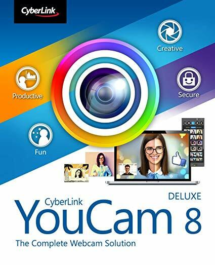 CyberLink Corporation Cyberlink YouCam Deluxe (академическая лицензия), YCMUSDEE01