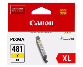 Картридж желтый Canon CLI-481XL, 2046C001