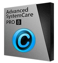 IObit Advanced SystemCare PRO (лицензия), версия 13 на 1 год / 1 ПК