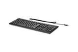 Клавиатура HP Inc. USB Keyboard QY776AA#ACB, цвет черный фото