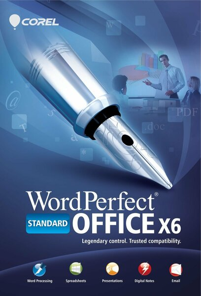 Corel WordPerfect Office X6