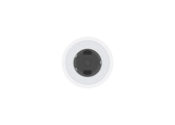 APPLE Jack 3.5мм (m)-Lightning MMX62