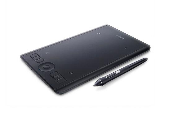 Графический планшет Wacom Intuos Pro PTH460