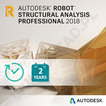Autodesk Robot Structural Analysis Professional.