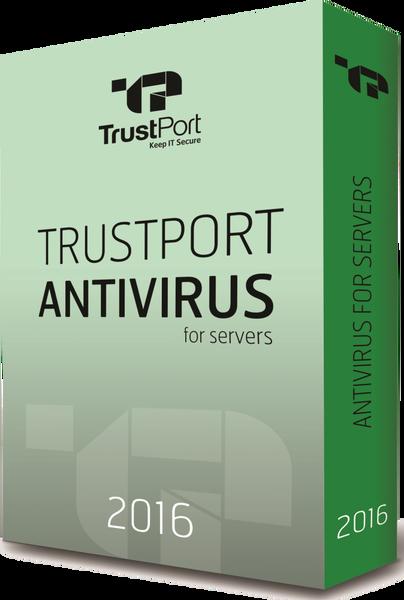 TrustPort Antivirus для Servers