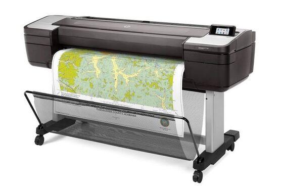 Плоттер HP Inc. Designjet T1700dr