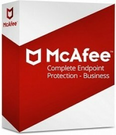 McAfee Complete EndPoint Protection – Business