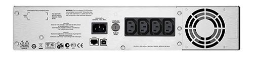 ИБП APC Smart-UPS  1500VA-new (SMC1500I-2U)