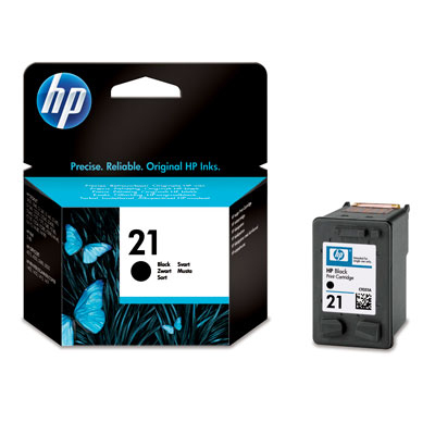 Картридж черный HP Inc. C9351AE (№21)