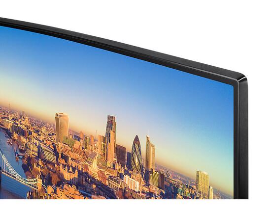 Монитор Samsung C49J890DKI 48.9'' черный