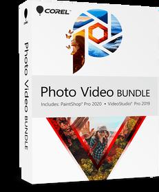 Corel Photo Video Suite 2020