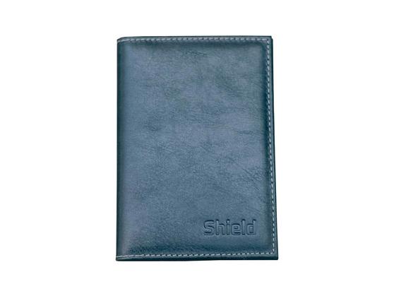 RFID защитная обложка для паспорта с отделом для банковских карт