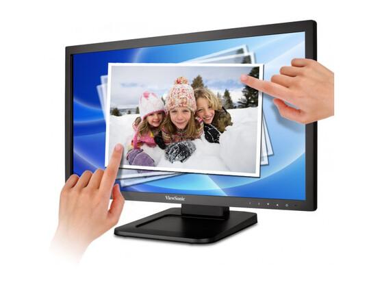 Монитор ViewSonic TD2220-2 21.5'' черный