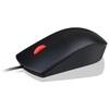 Мышь LENOVO Essential USB Mouse 4Y50R20863, цвет черный