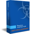 Смарт-Cофт Kaspersky Gate Antivirus для Traffic Inspector (лицензия Anti-Virus Special на 1 год ), 100 учетных записей