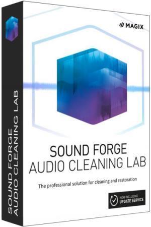 Magix SOUND FORGE Audio Cleaning Lab (лицензия), версия 2 ESD Site, ANR009689ESDL1