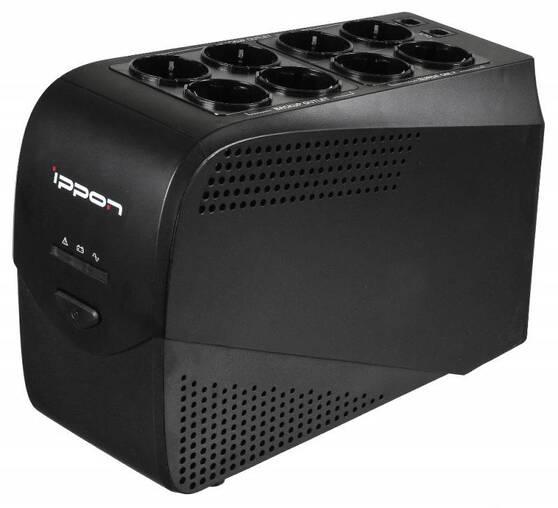 ИБП Ippon Back Comfo Pro New 1000 1000VA (403089)