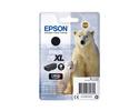 Картридж черный Epson C13T26214012